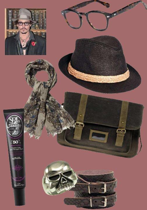Quel style pour Johnny Depp ?