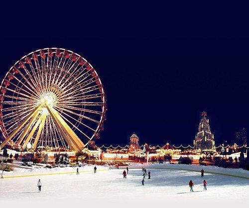 Je vous souhaite tout simplement de passer un merveilleux Noël. Que cette soirée soit inoubliable pour vous.