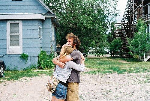 """Même si nous vivions une romance de lycéens, je pensais que nous allions essayer d'en faire une histoire d'amour qui durerai toujours, ce qui aurait été le cas, j'en suis pratiquement certain, avec des """"si""""."""