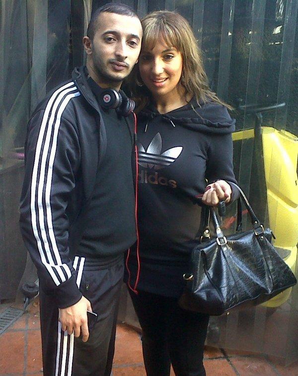 Yasmiine & Neesbeal & Leslie & Zino de la swija