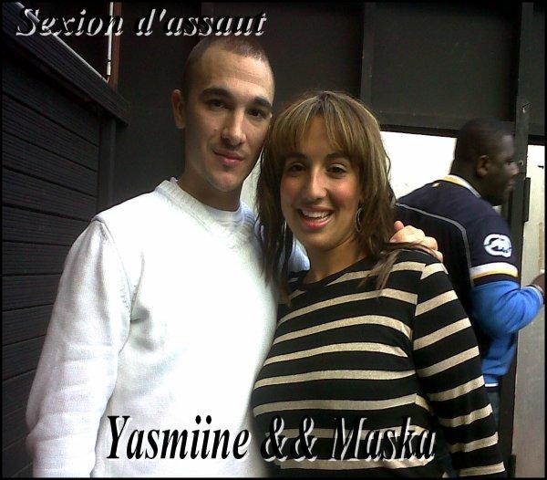 YASMIINE & SEXION D'ASSAUT