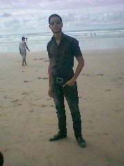 that is me in casablanca