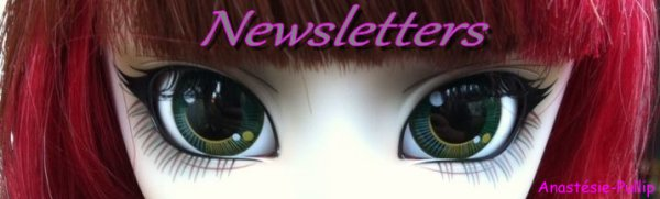 Newsletters !