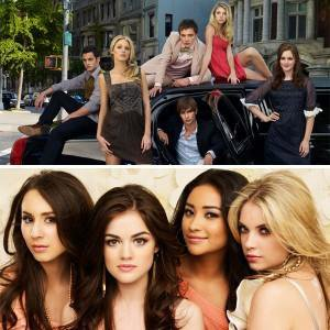 Pretty Little Liars Ou Gossip Girl