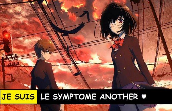 JE SUIS LE SYMPTOME ANOTHER