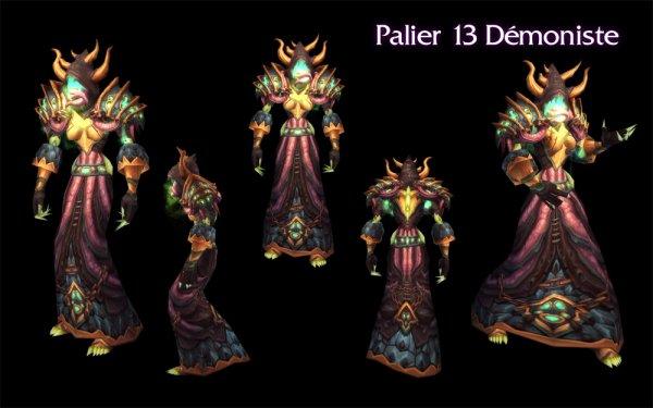 T13 démoniste