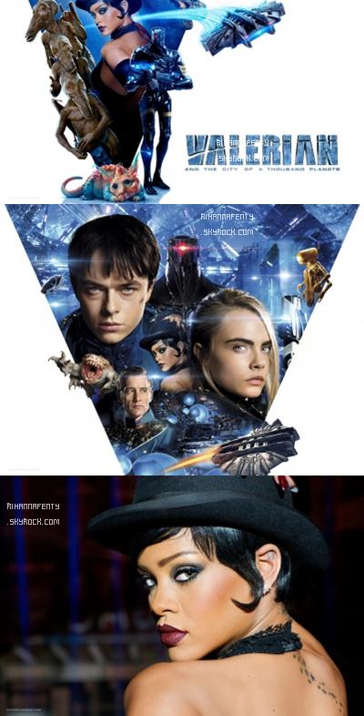 """- #Photos Promotionnelles Juillet 2017 : Découvre quelques images du film """"Valérian et la ville des milles planètes"""" !  -"""