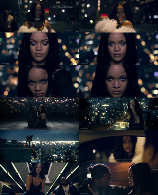 """- • Découvre """"LOYALTY"""" le nouveau son signé Kendrick Lamar featuring Rihanna ! Découvre également quelques Screenshots du clip ! -"""