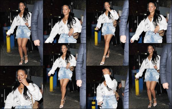 - 22/05/2018 : Rihannaa été photographiée alors qu'elle était dans les rues du quartier Mayfair, à Londres. -