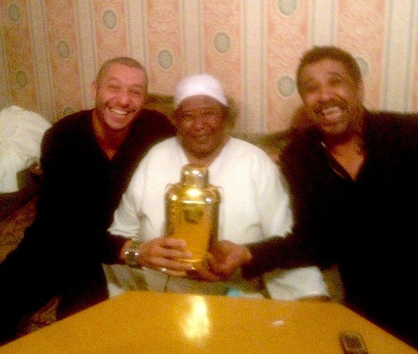 24 ans d'amitier avec le king khaled