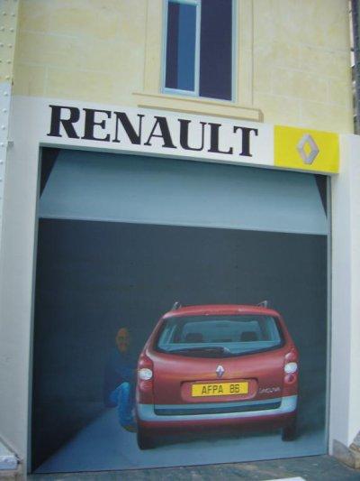 formation de peintre en carrosserie : afpa de Chatellerault