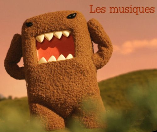 Musique ♫