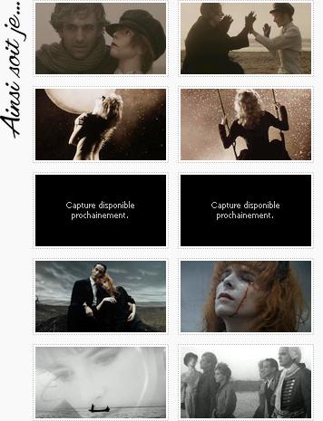"02. CLIPOGRAPHIE» Période ""Ainsi soit je...""."