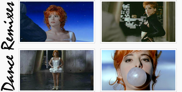 "05. CLIPOGRAPHIE» Période ""Dance remixes""."