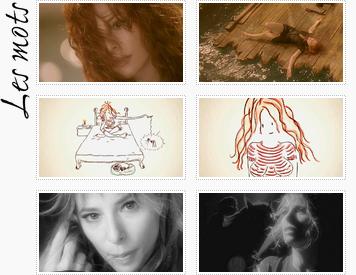"""10. CLIPOGRAPHIE» Période """"Les mots""""."""