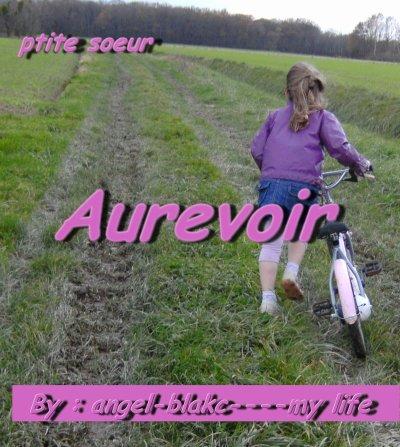 Aurevoir