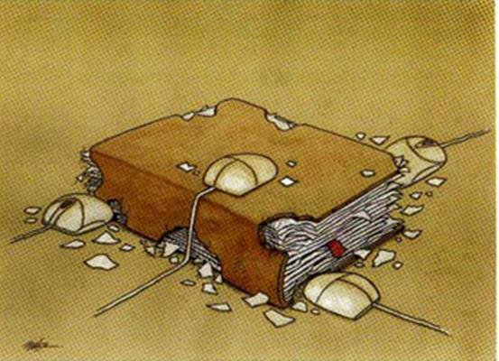 le début de la fin des haricots....Mais qu'allait-elle faire dans cette galère?