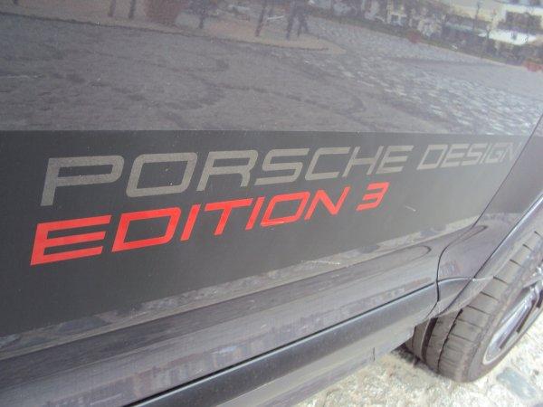 porsche gts design edition 3