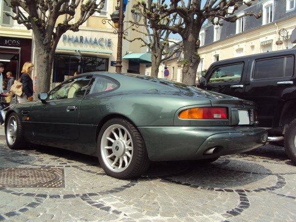 Aston martin db7 & hummer h3