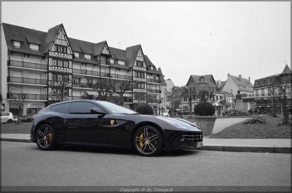 Ferrari FF // Deauville //
