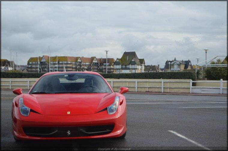 Corvette C6 Grand Sport // Ferrari 458 Spider // Porsche Targa 4