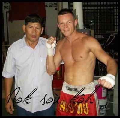 Mr. Nok soù kôh  ( alias Guerrier Blanc )   [ Boxeur ]