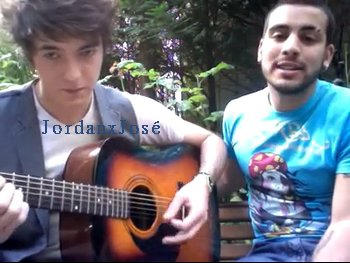 Jordan & Nedjim de 2nde Nature :  Barbie girl