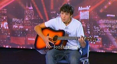 Jordan à X Factor 2009 sur W9