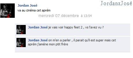 Message de Jordan sur son Facebook  (mercredi 07/12 à 13h54) + Clique sur la 2nde image pour jouer au quizz sur Jordan ;D