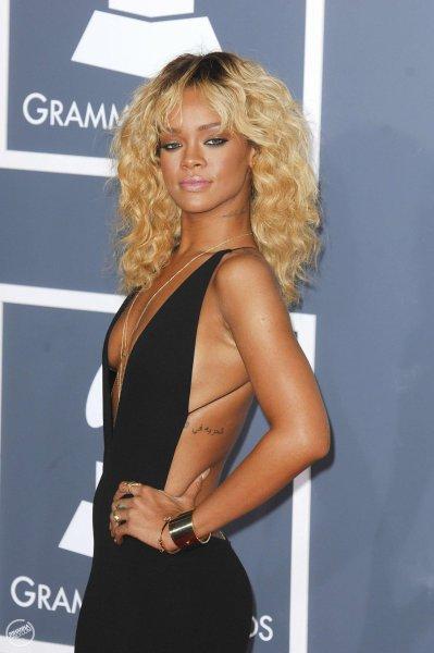 Rihanna au moin aimé pour moi