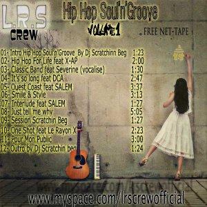 Hip Hop Soul'n'Groove vol.1