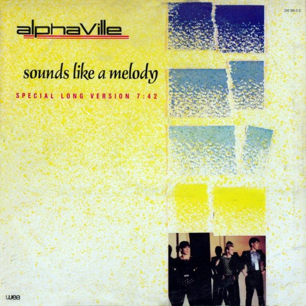 1984 - ALPHAVILLE - ''SOUNDS LIKE A MELODY''