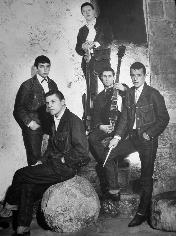 1964 - THE ANIMALS - ''THE HOUSE OF THE RISING SUN''