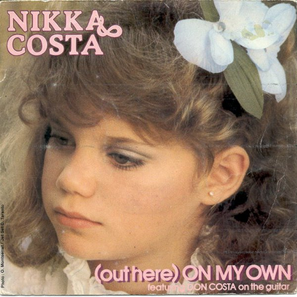 1980 - NIKKA COSTA - ''(OUT HERE) ON MY OWN''
