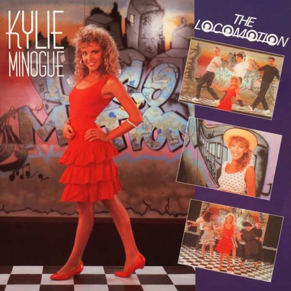 1987 - KYLIE MINOGUE - ''THE LOCOMOTION''