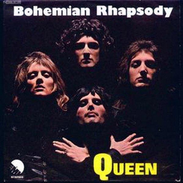 1975 - QUEEN - ''BOHEMIAN RHAPSODY''