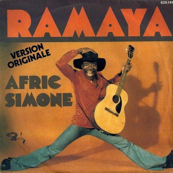 1975 - AFRIC SIMONE - ''RAMAYA''