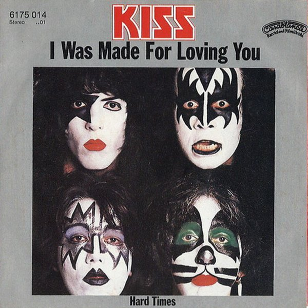 1979 - KISS - ''I WAS MADE FOR LOVIN' YOU''