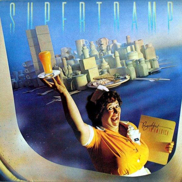 1979 - SUPERTRAMP - ''BREAKFAST IN AMERICA''