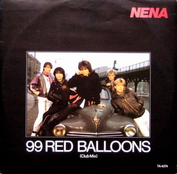 1983 - NENA - ''99 LUFTBALLONS''