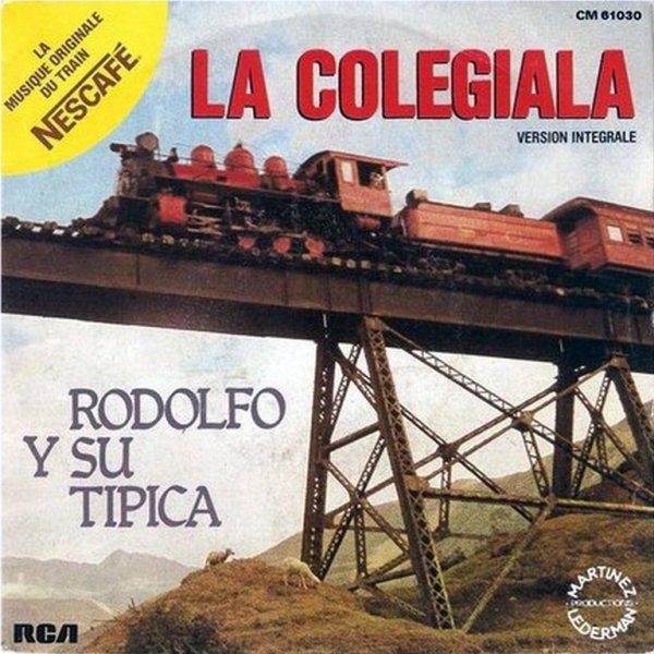 1981 - RODOLFO Y SU TIPICA - ''LA COLEGIALA''