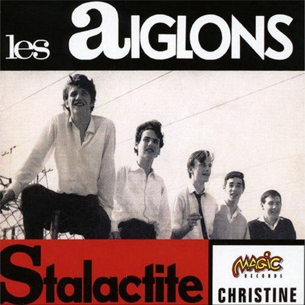 1963 - LES AIGLONS - ''STALACTITE''