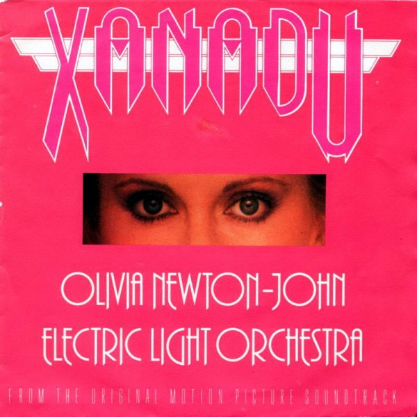 1980 - OLIVIA NEWTON-JOHN & ELECTRIC LIGHT ORCHESTRA - ''XANADU''