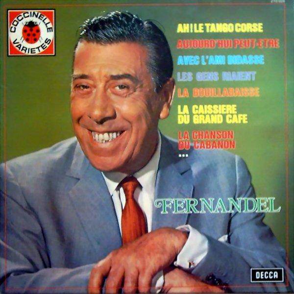 1961 - FERNANDEL - ''AH ! LE TANGO CORSE''