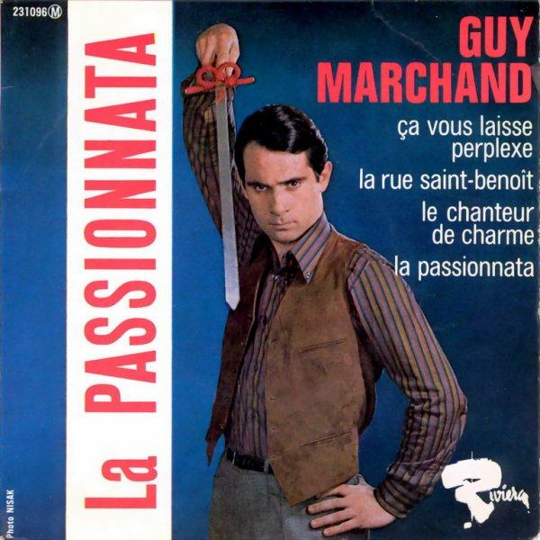 1965 - GUY MARCHAND - ''LA PASSIONNATA''