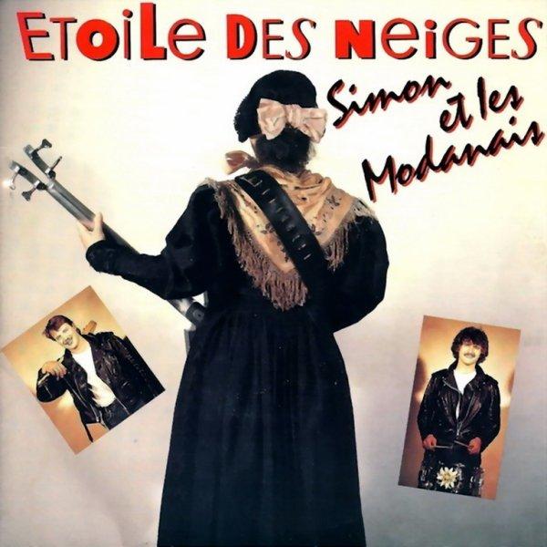1987 - SIMON ET LES MODANAIS - ''ÉTOILE DE NEIGES''