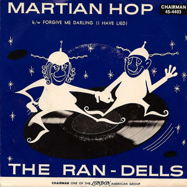 1963 - HENRI SALVADOR - ''LE MARTIEN''