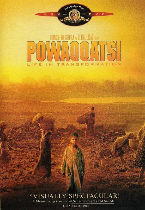 1988 - PHILIP GLASS - ''SERRA PELADA'' - (POWAQQATSI)
