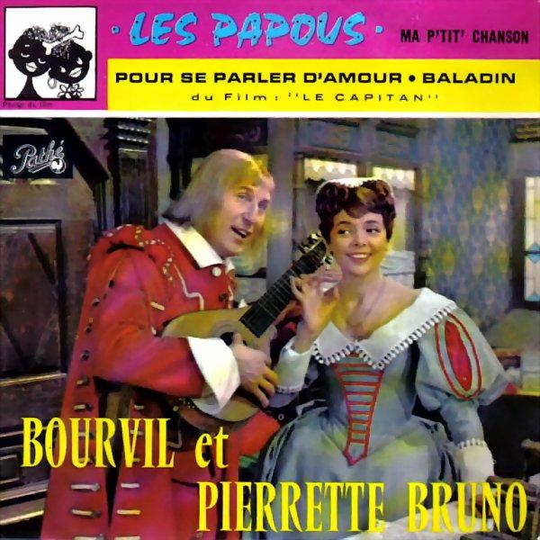 1960 - BOURVIL - ''BALADIN''