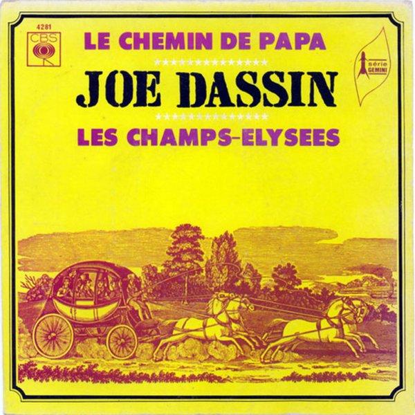 1969 - JOE DASSIN - ''LE CHEMIN DE PAPA''